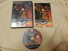 Zone of the Enders: The 2nd Runner PS2 (Sony PlayStation 2)***COMPLETE***TESTED!