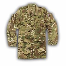 Genuine British Army MTP Multicam Warm Weather Military Shirts Shooting Clothing