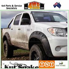 Kut Snake - ABS Flare Kit - Toyota Hilux 2005-2012 FRONT SET ONLY suit tray