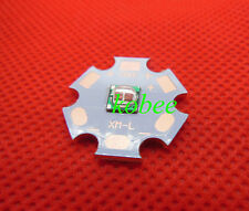 5W 5050 Red 620nm-630nm High Power Led Emitter Diodes with 20mm copper star PCB