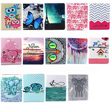 Luxury Magnet Flip Folio Leather Wallet Purse Stand Case Pouch Cover For Tablet