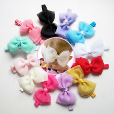 Newborn Girls Kids Baby Infant Toddler Headband Hair Band Hair Bow Accessories