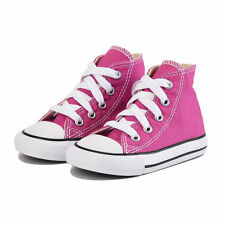 Girl's Toddler Infant Converse 751873F HI  FCTAS OX All Star Plastic Pink B.NEW