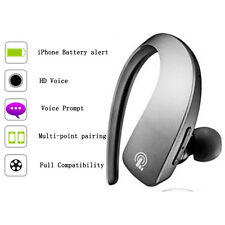 A2DP Wireless Stereo Music Bluetooth Handsfree Headset Headphone for Cellphone
