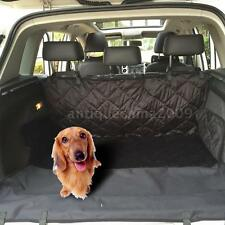 Non-slip Pet Car Seat Cover Dog Cat Safety Hammock Protector for Trunk SUV L8Y4