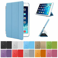 New Smart Stand Magnetic Leather Case Cover For APPLE iPad Air 4 3 2 Mini 2017