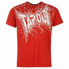 TAPOUT CORE T-SHIRT - RED
