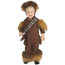 Chewbacca EZ-On Romper Star Wars Baby Infant Toddler Wookie Halloween Costume