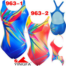 NWT YINGFA Y963 TRAINING RACING COMPETITION SWIMSUIT ALL SIZE FREE FLAT SHIP NEW