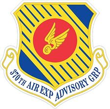 U.S. Air Force 370th Air Expeditionary Advisory Group Decal / Sticker