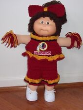 """Handmade Crochet Clothing & Accessories for 15""""-16"""" Cabbage Patch Dolls, 6 yrs.+"""