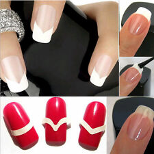 10 Sheet Fashion Design 3D Nail Art Transfer Stickers Manicure Tips Decal Decor