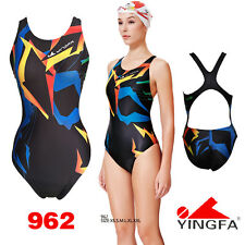 NWT YINGFA 962 TRAINING RACING COMPETITION SWIMSUIT US MISS 2,4,6,8,10,12 ALL Sz