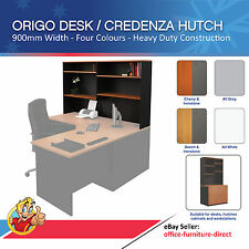 Desk Hutch, Credenza Storage, Desk Storage, Office Hutch, Corner Desk, Origo 900