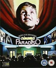 CINEMA PARADISO NEW REGION B BLU-RAY