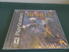 MediEvil II 2 PS1(Sony PlayStation 1, 2000) ***SEALED***RARE***FREE SHIPPING***
