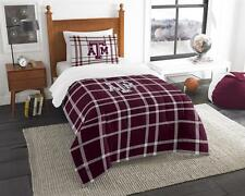 Texas A&M Aggies Comforter and Sham Bed Set