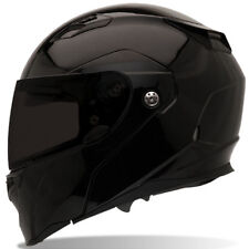 BELL REVOLVER EVO | Modular Motorcycle Helmet |Gloss Black - Sizes XS-2XL
