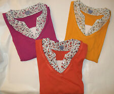 WOMENS PLUS SIZE LAYERED LOOK  (3 in 1 ) TOP  SHIRT BLOUSE  2X   NEW