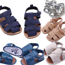 Baby Boys Sandals Toddler Scrub First Walkers Kids Shoes Baby Girls Crib Shoes