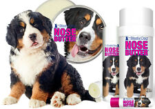 BERNESE MOUNTAIN DOG NOSE BUTTER FOR ROUGH DOG NOSES SCENTED/UNSCENTED