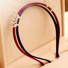 Princess New Girls Headbands Tiaras Crowns Crystal Hair Hoop Hair Accessories