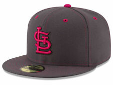 Official MLB 2016 Mother's Day St Louis Cardinals New Era 59FIFTY Fitted Hat