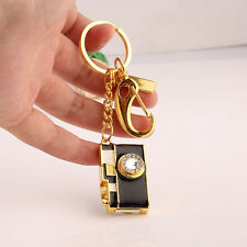 New Metal Camera 4GB-32GB USB 2.0 Memory Stick Flash Drive Pen Drive Keyring