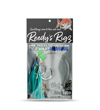 10 Snapper Snatchers Rig Pack  Hook Paternoster FLasher Rig Mixed Gift Pack bait