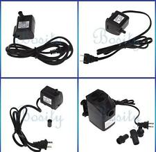 Submersible Water Pump Aquarium Fish Tank Fountain Pond Pump MultiChoices