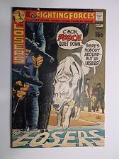 OUR FIGHTING FORCES # 132 - NEAR MINT- 9.2 -1971 POOCH- DOG LOVERS COVER
