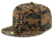 Official MLB 2016 Boston Red Sox Memorial Day New Era 59FIFTY Fitted Hat