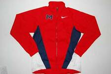 Nike Ole Miss Rebels - Red Poly Jacket (Multiple Sizes) - Used
