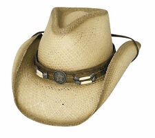 Bullhide Hats Dundee Straw Western Cowboy Hat 2328