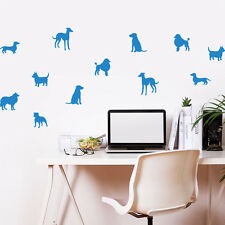 Dog Wall Decals 28pcs Removable Wall Stickers Decor Nursery Pick A Colour