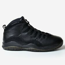AIR JORDAN 10 RETRO OVO 2016 BLACK DRAKE METALLIC GOLD NIKE NIB DS 819955-030