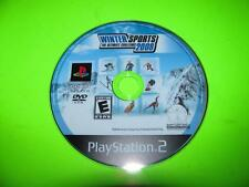 WINTER SPORTS 2008 THE ULTIMATE CHALLENGE ~ SONY PLAYSTATION 2 (PS2) GAME