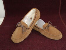 New Authentic Womens' BOBS by Skechers Cozy Love Slippers Chestnut 33574 ( M 3