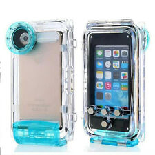 Underwater 40m Waterproof Diving Photo Housing Shell Case for iPhone 6s/6 plus