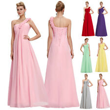 Gorgeous Evening Wedding Dress Party Gown Cocktail Prom Bridesmaid Long Ball