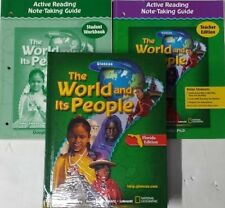Grade 6 or 7 Social Studies World Geography Curriculum Homeschool 6th 7th