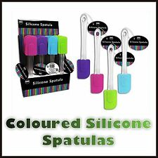 Bright Silicone Cake Decorating Pallete Palette Icing Spatula Spreader Smoother