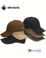 DRI DUCK - Heritage Brushed Twill Cap - 3220