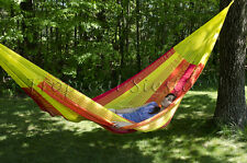 New Nylon Family Mexican Hammocks | Large Breezy Point® Mayan Hammock Handmade