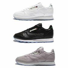 Reebok CL Leather SF Soft Leather Jungle Pack Classic Mens Running Shoes Pick 1