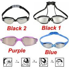 Durable Anti-fog UV Shield Protection Eyewear Goggles Swimming Glasses D4A3