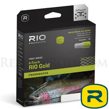 NEW - Rio InTouch Gold Fly Line-WF7F - FREE SHIPPING!