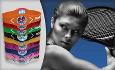 Silicon Wrist Bands Holographic Power Up Balance Energy rubber bracelets @ $29
