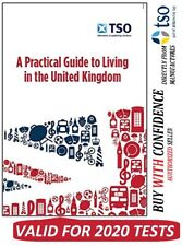 Life in the United Kingdom UK book Edition Citizenship Test Book 2016 NEW 'Guide