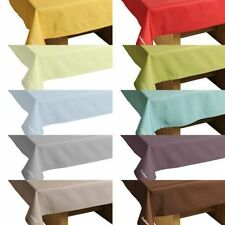 "Outdoor TABLECLOTH ""St. Tropez"" 140cmx240cm Garden table Cover in var."
